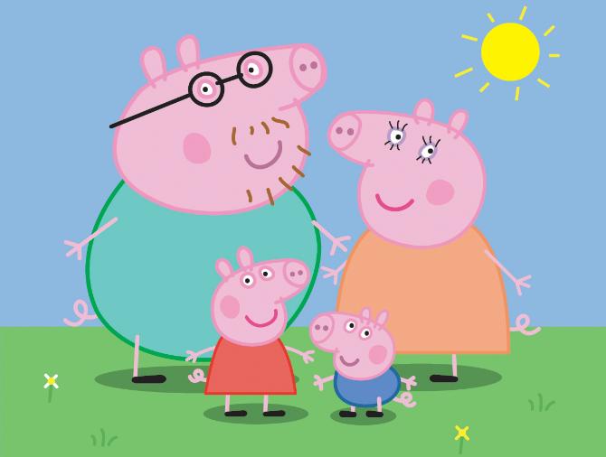 Peppa Pig E O Declinio Do Poder Paterno Blog Psicologando